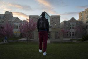 vào đại học