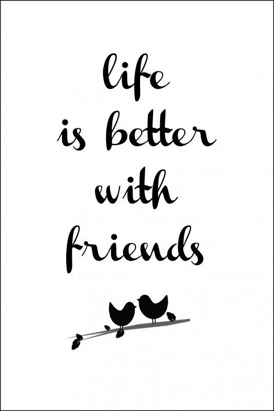 Tình bạn và tuổi trưởng thành: Càng lớn càng khó kết bạn
