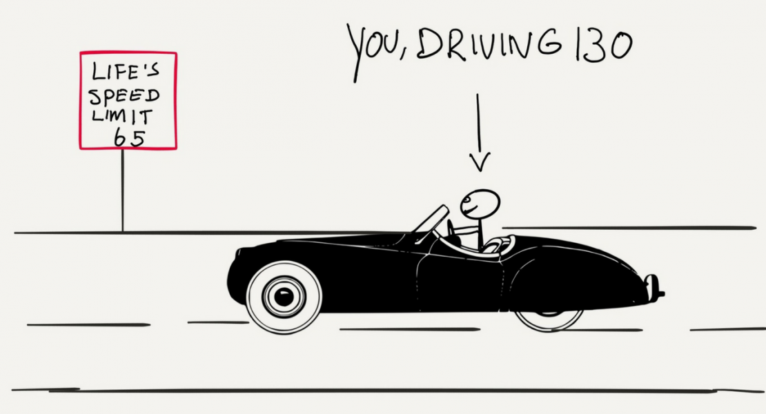 Hãy chậm lại một chút: Bạn không bị bỏ lại phía sau đâu
