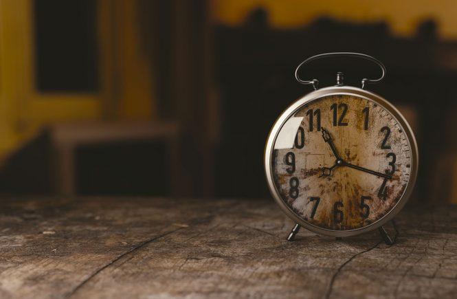 Tại sao chúng ta không bao giờ có đủ thời gian?