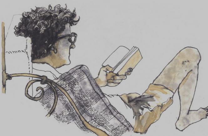 Thú vui của việc đọc lại những cuốn sách đã đọc