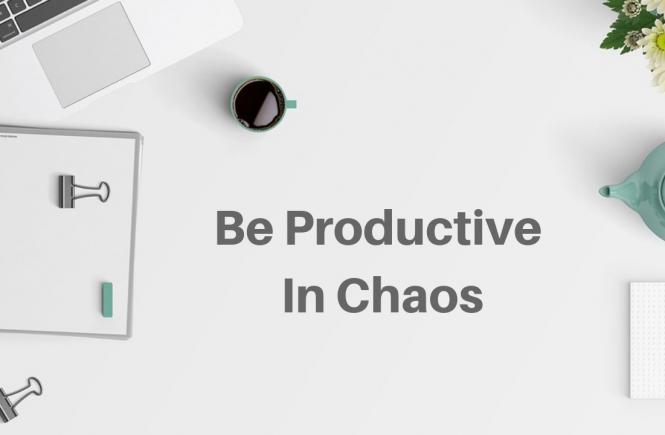 Duy trì năng suất làm việc khi cuộc sống có quá nhiều thay đổi
