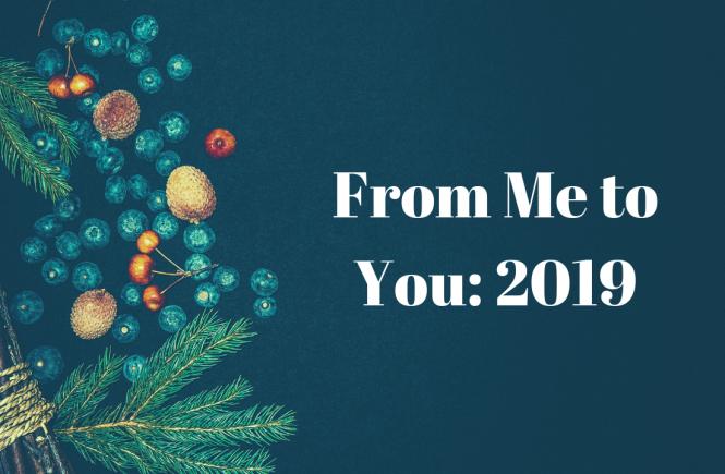 Tớ chào cậu: Năm mới 2019