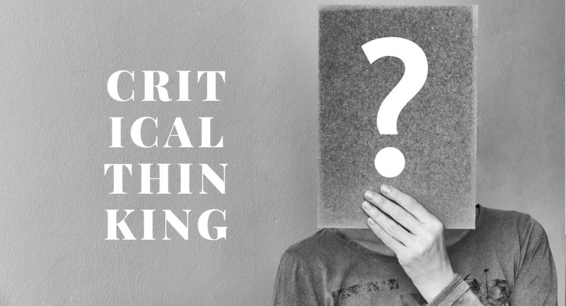 Các bài test và sách hay về rèn luyện tư duy phản biện
