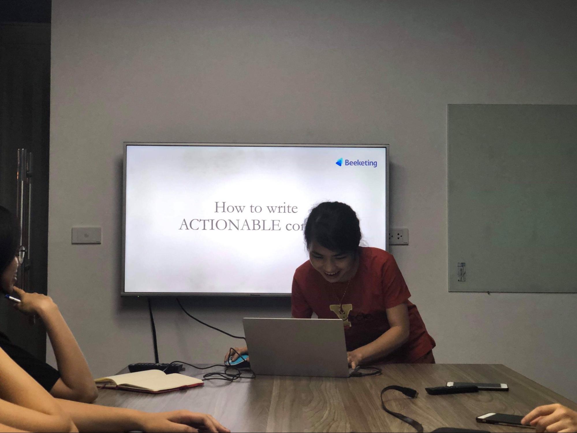 Content Manager - mình đang làm công việc gì thế?
