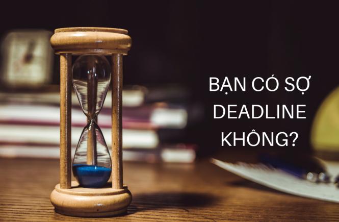 kiểm soát deadline