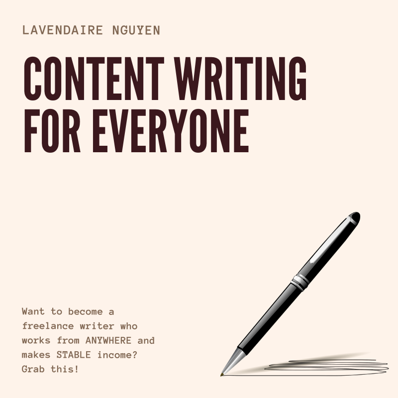 Content Writing for Everyone